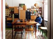 apartamento Estocolmo mucho color