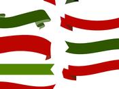 Freebies: Cintas navideñas para hacer cartelitos