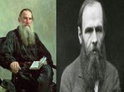 Tolstoi Dostoievsky: osos dentro mismo cubil
