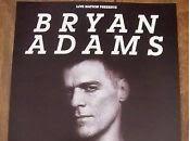 BRYAN ADAMS Arena, Londres 22/11/2014. Gira aniversario RECKLESS. Crónica concierto @inigoramirezesc