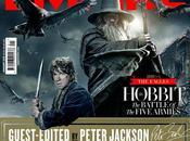 """Otras tres nuevas cubiertas exclusivas empire magazine para hobbit: batalla cinco ejercitos"""""""