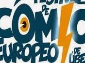 Cartel,programa presentaciones edición Festival Cómic europeo Úbeda Baeza