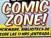 diciembre 2014, Santiago Comic Zone Biblioteca