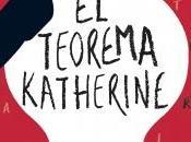 Juegos hambre Bogotá Reseña ''El teorema Katherine Jhon Green''