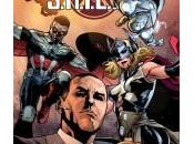 Portadas alternativa Young Guns para S.H.I.E.L.D.