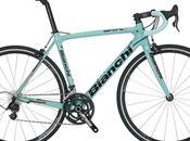 Bianchi Sempre grupo Campagnolo Athena, bicicleta para carreras precio accesible