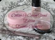 Cookies cream trend edition essence cosmetics