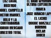 Concierto contra Madrid Luz, Miguel Ríos, Amaral, Clan, Rosendo, Marea, Rulo, Sôber, Burning, Lichis...