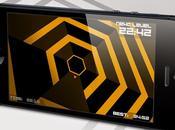 Juego para android recomendado Super Hexagon