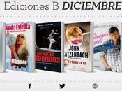 ¡Novedades Ediciones Argentina para Diciembre!