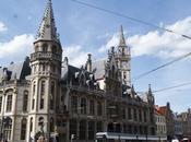 ciudad medieval gante