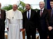 Papa Francisco tira orejas Europa distanciada ciudadanos valores