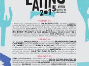 Revelado cartel Vive Latino 2015