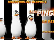 Pingüinos Madagascar Estreno