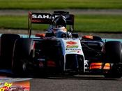 Hulkenberg para porsche mans force india