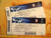 Champions League Atletico Madrid Olympiakos