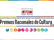 Postulaciones Premios Nacionales Cultura hasta diciembre