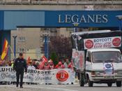 Dignidad cruzado #Leganés. Marchas29NOV