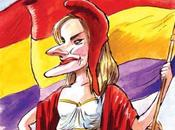 Letizia, reina roja España