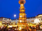 Mercadillos populares anuncian Navidad ciudades Alemania