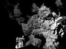 primeros descubrimientos Philae