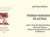 Ferran Fernández Letras