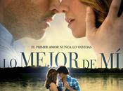 Trailer castellano mejor (the best me)""