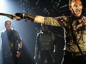 Gillian Anderson Hiddleston ganadores noche Evening Standard Theatre Awards 2014