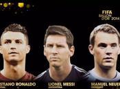 Finalistas Balón 2014: Cristiano, Messi Neuer