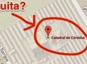 Mezquita Córdoba vuelve aparecer Google Maps
