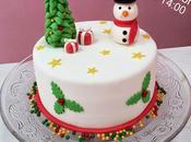 """Curso Tartas Especial Navidad"""""""