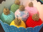 Bolas navidad crochet (patrón)