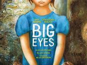 """Primer póster para españa """"big eyes"""""""