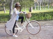 Riding bike!