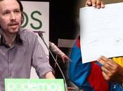 Pablo Iglesias limpiará imagen Venezuela