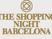 Vuelve Shopping Night Barcelona