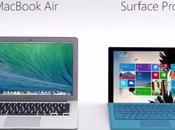 Microsoft arremete contra Apple campaña publicidad comparativa Francia
