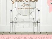 Sillas para bodas: Ghost Chair
