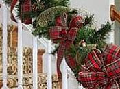 consejos para decorar escalera Navidad