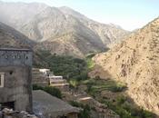 Aldea Tizi Oussem. Valle Azzadene (Marruecos)