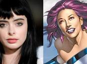 Krysten Ritter Mike Colter serán 'Jessica Jones' 'Luke Cage' nuevas series Netflix Marvel.