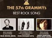 Primeros nominados para Grammy 2015: Black Keys, Ryan Adams, Petty, Coldplay, Sheeran...