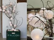 Cómo hacer árbol Navidad ramas