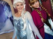 diversión Frozen partir enero Disneyland