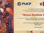 """Concierto Música Virreinal Navideña"""" Conjunto Antigua PUCP Museo Pueblo Libre"""