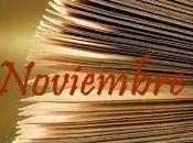 Revisando lecturas: Noviembre