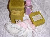 Jabón para bebés pieles sensibles