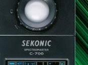 Sekonic Spectromaster C-700 C-700R, Fotómetro Momento