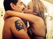 Rocío Oliva anuncia boda Maradona