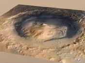 formó... Mount Sharp Marte